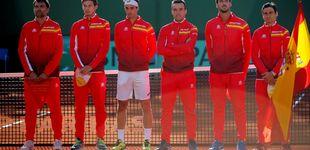 Post de Siga en directo el partido de dobles de la Copa Davis entre España y Gran Bretaña