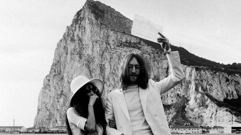 La boda de John Lennon y Yoko Ono en Gibraltar