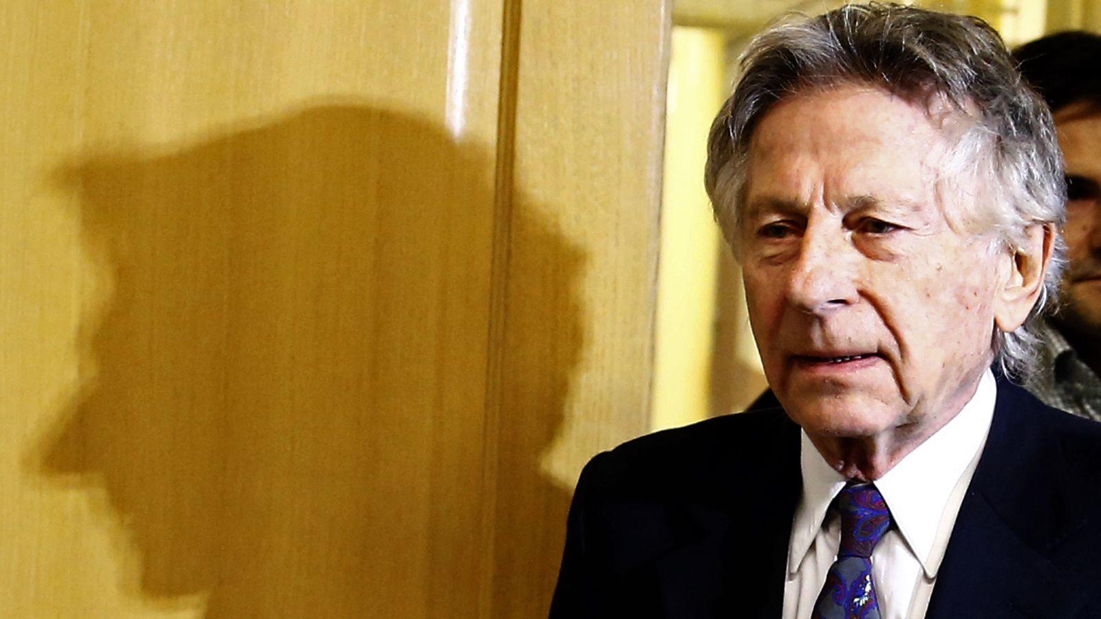 Foto: El director Roman Polanski este miércoles en el tribunal de Cracovia (Reuters)
