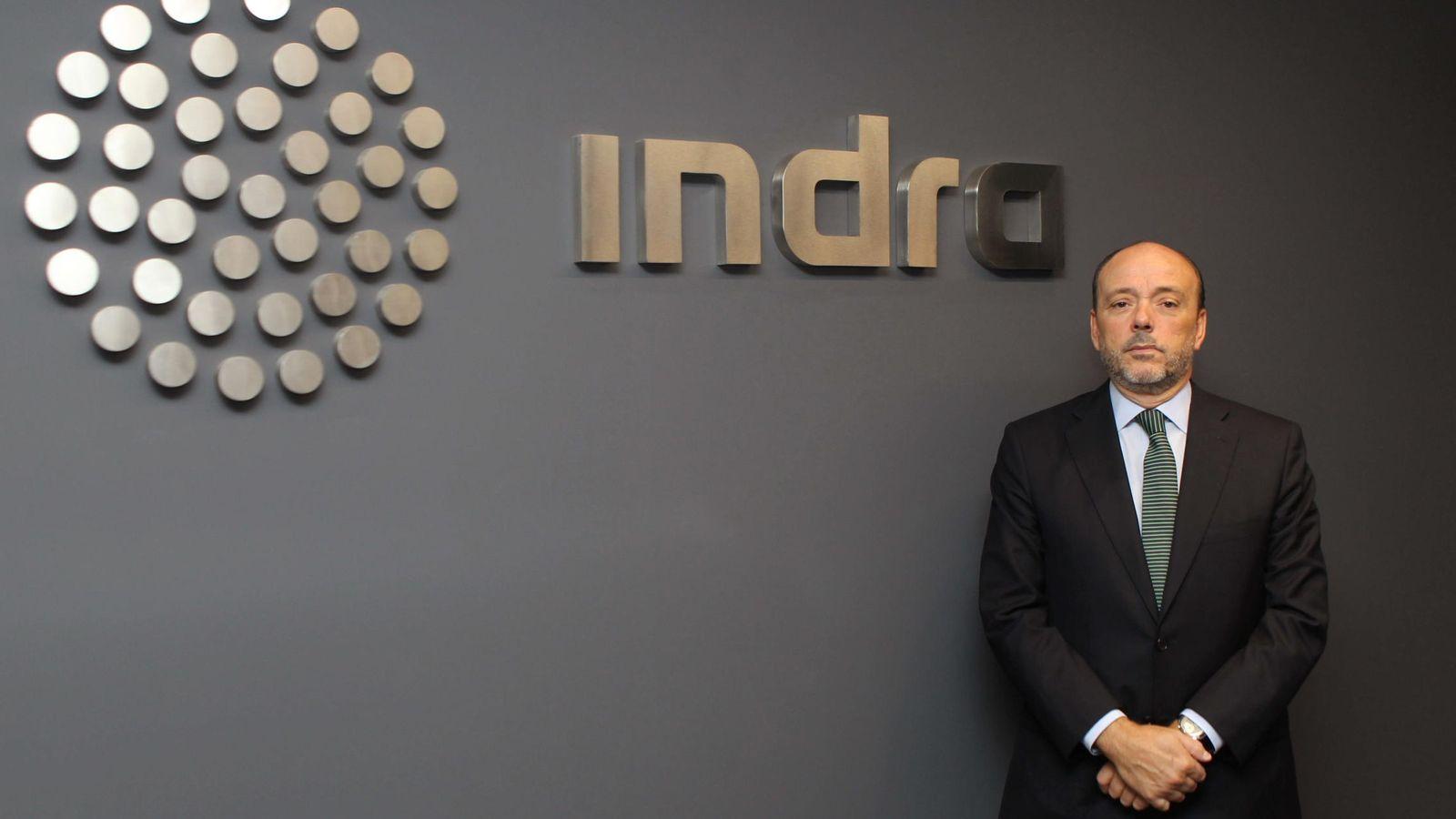 Foto: Javier Monzón declara por Púnica en calidad de expresidente de Indra. (EFE)