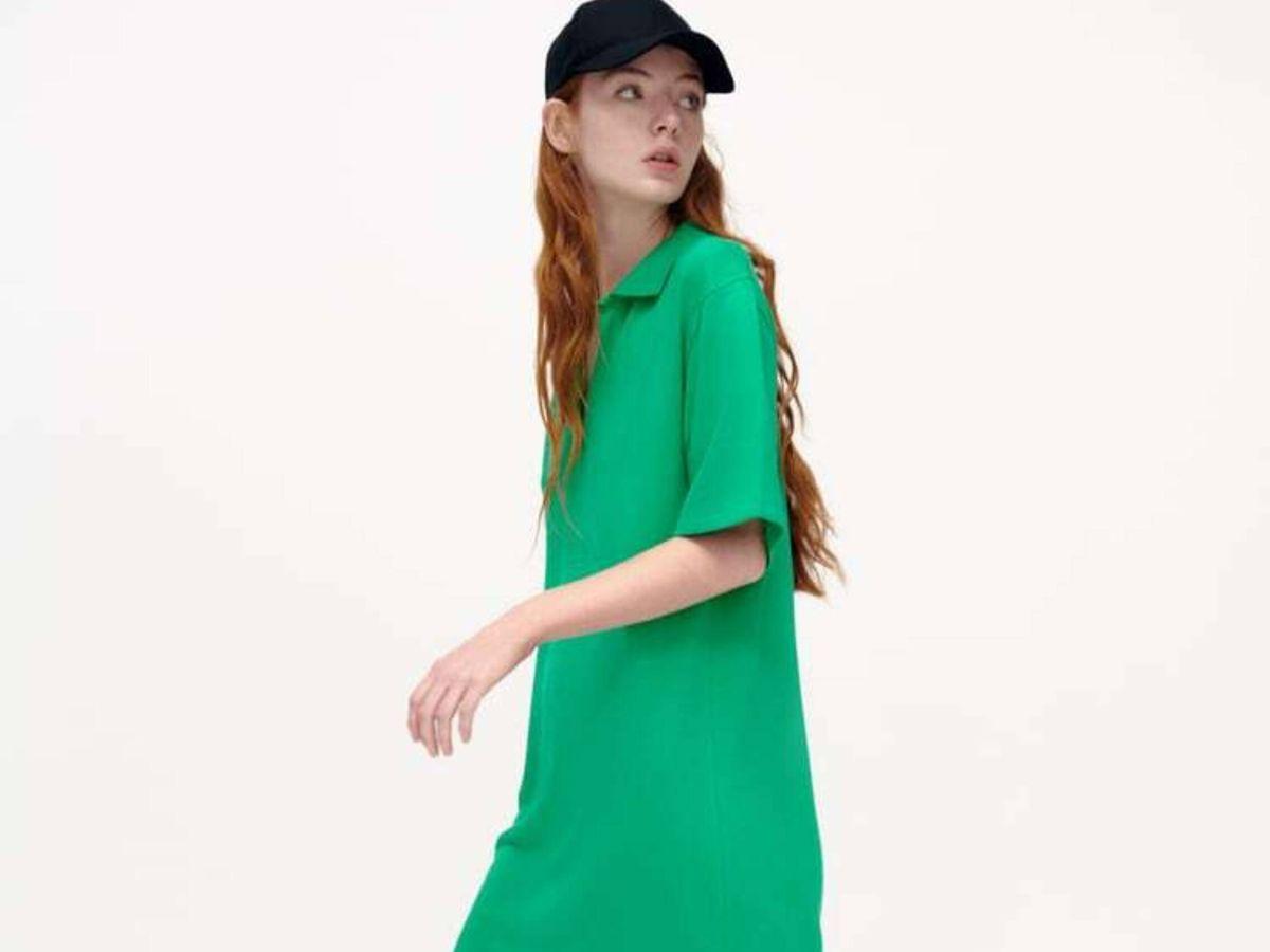Foto: El nuevo vestido de Zara. (Cortesía)