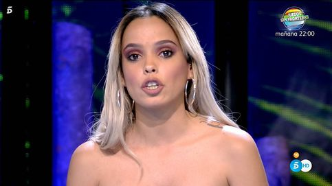 Gloria Camila destroza a Kiko Jiménez desde el plató de 'Supervivientes 2020': Eres un sinvergüenza