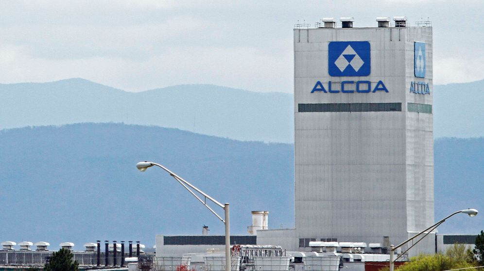 Foto: File photo: file photo shows an alcoa aluminum plant in alcoa, tennessee