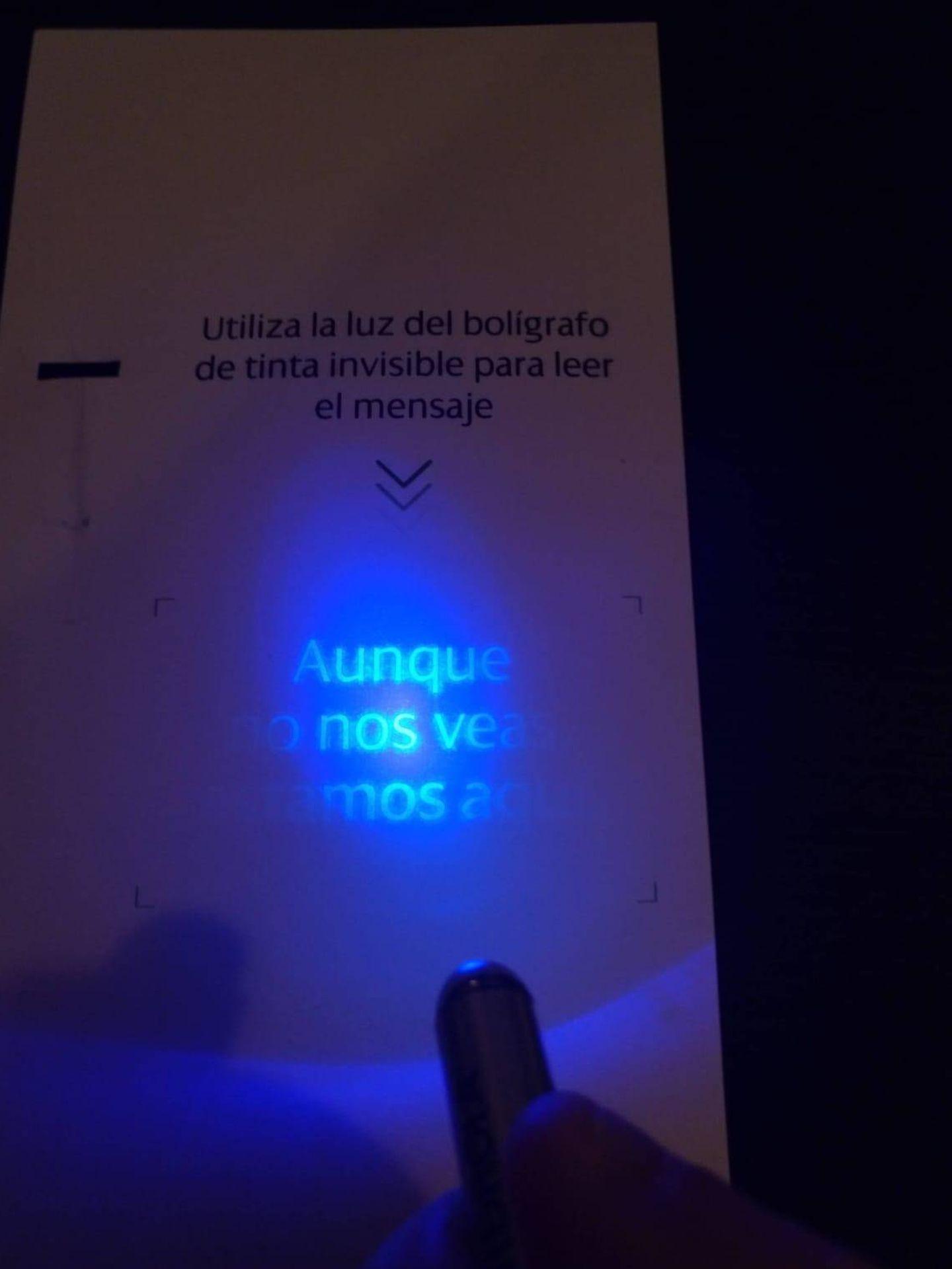 Mensaje que han recibido los empleados de Iberdrola