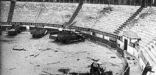 Post de Masacres de la Guerra (II): terror en los burladeros de la Plaza de Toros de Badajoz
