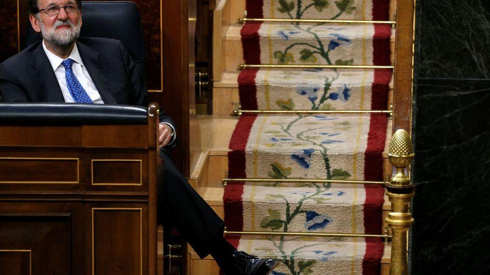 Rajoy quiere cerrar el debate cuando se constate el fracaso de Iglesias