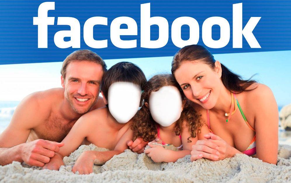 Foto: Publicar fotos en Facebook de tus hijos te puede costar miles de euros.