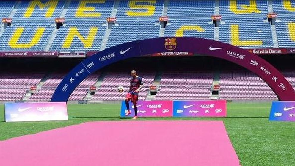 Aleix Vidal se convierte en jugador del Barça para las próximas 5 temporadas