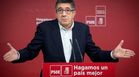 Patxi López: Un Gobierno no nace para desaparecer al día siguiente
