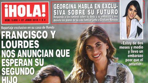Fran y Lourdes esperan su segundo hijo y Kiko Hernández enseña su casa