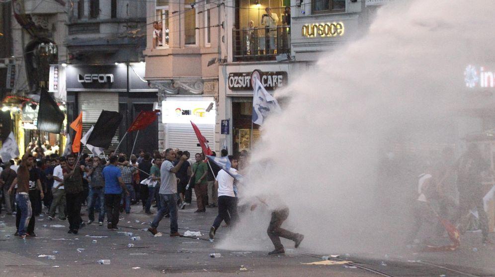Foto: La calles de Estambul en una imagen de archivo. (Efe)