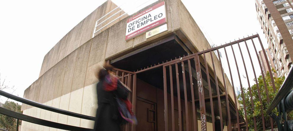Foto: Oficina de Empleo en Madrid. (Efe)