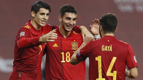 Luis Enrique da con la tecla y España entra en combustión: histórico 6-0 a Alemania
