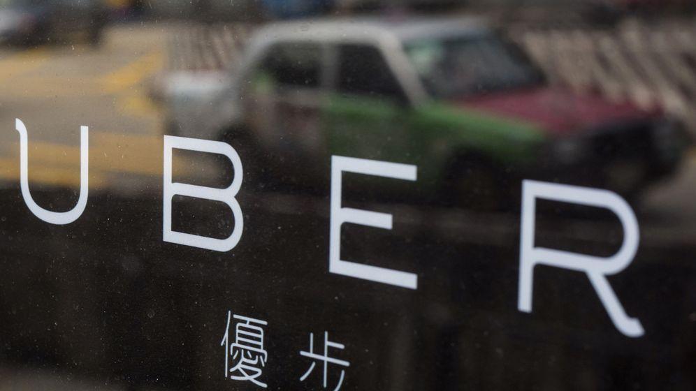 Foto: Así es 'Ripley', el botón del pánico secreto de Uber contra las redadas policiales. (Reuters)