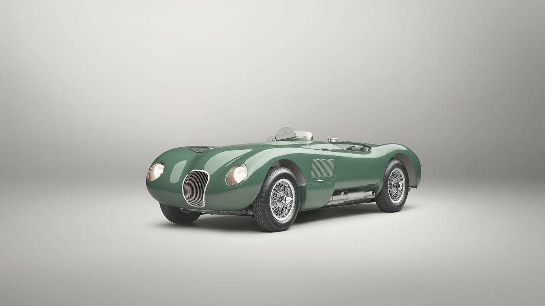 Jaguar Classic regala la vista con esta edición limitada de su legendario C-Type de 1953