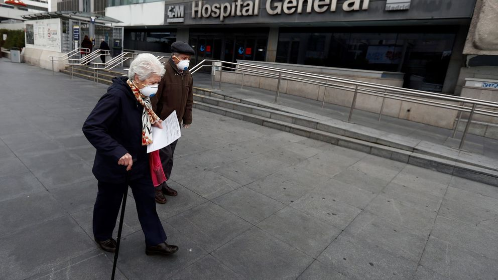 4.750 fallecidos en residencias de Madrid: 3.479 con síntomas pero sin test