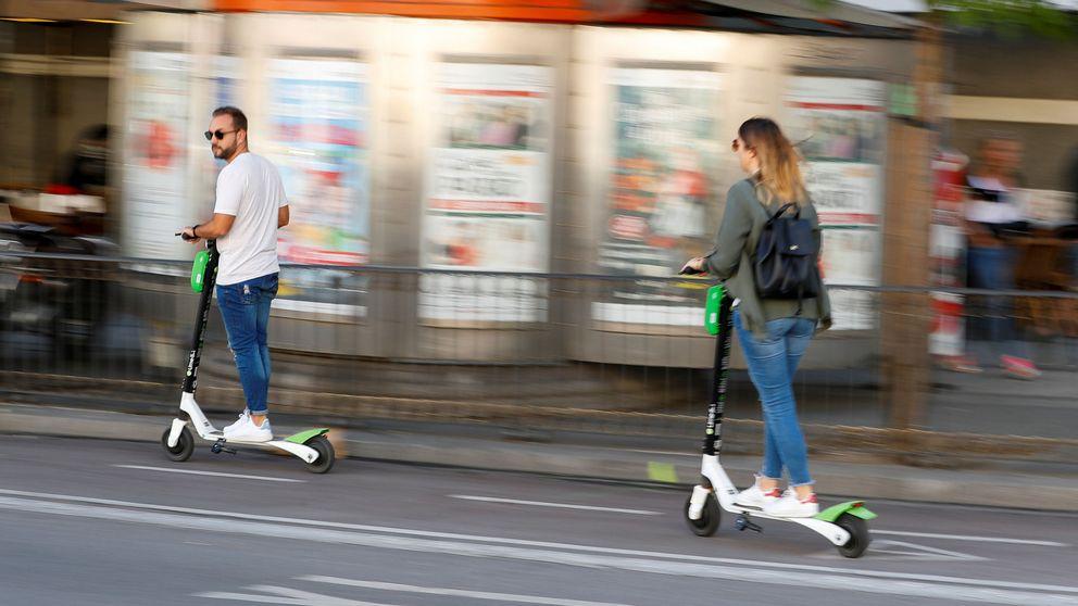Lime cede: retira sus patinetes de la calle para cumplir el ultimátum de Madrid