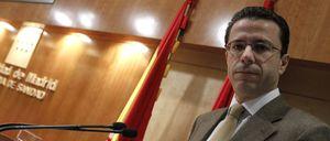 "Foto: Fernández-Lasquetty: ""No voy a dimitir, de ninguna manera"""