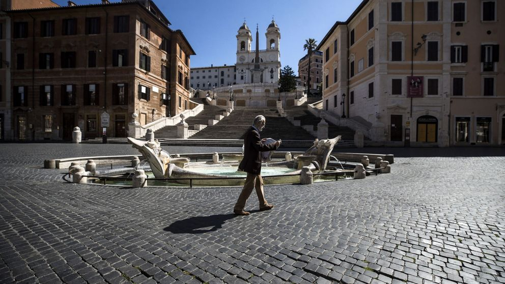 Mascarillas a 0,50 y funerales de 15 asistentes: los detalles de la cauta reapertura italiana