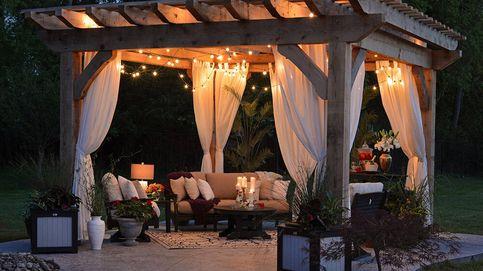 Cenadores y carpas para disfrutar del verano en tu jardín