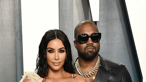 La disputada cuarentena de Kim Kardashian y Kanye West