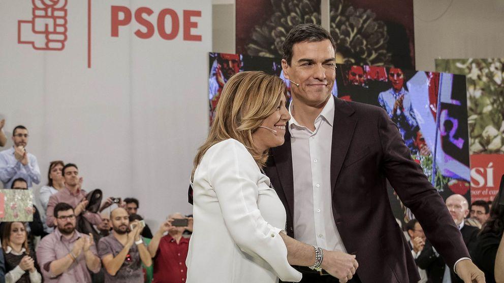 Sánchez planea cerrar en Andalucía la campaña del 26-J acompañado de Díaz