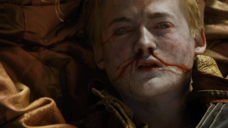 Joffrey Baratheon, señor de los Siete Reinos.