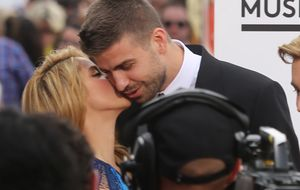Shakira y Piqué confirman que esperan su segundo hijo