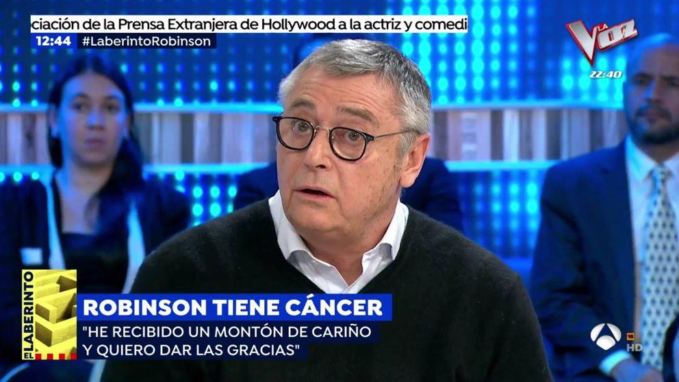 Michael Robinson, sobre su cáncer: La medicación cuesta 14.000 euros al mes