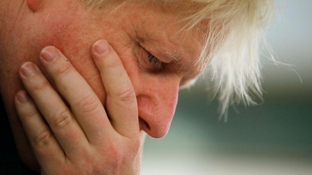 Foto: Boris Johnson, durante una reunión del Consejo de Derechos Humanos de la ONU en Ginebra, el 18 de junio de 2018. (Reuters)
