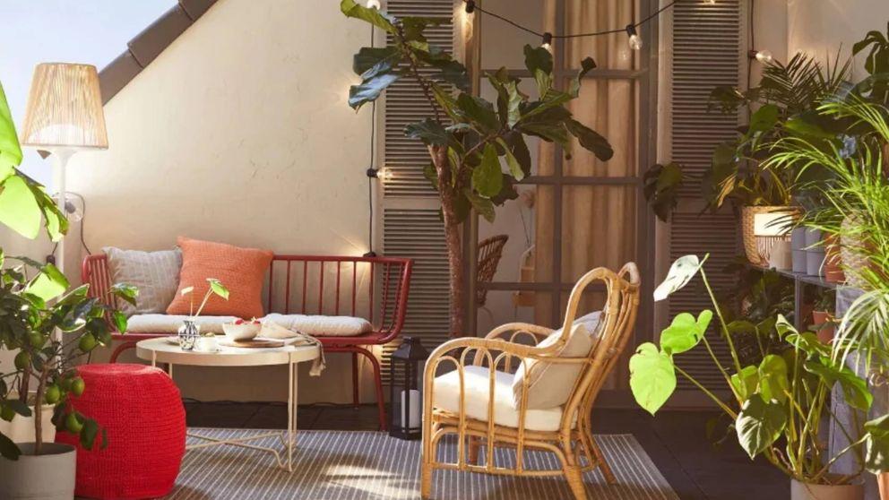 Decora tu balcón con estos sencillos consejos de Ikea
