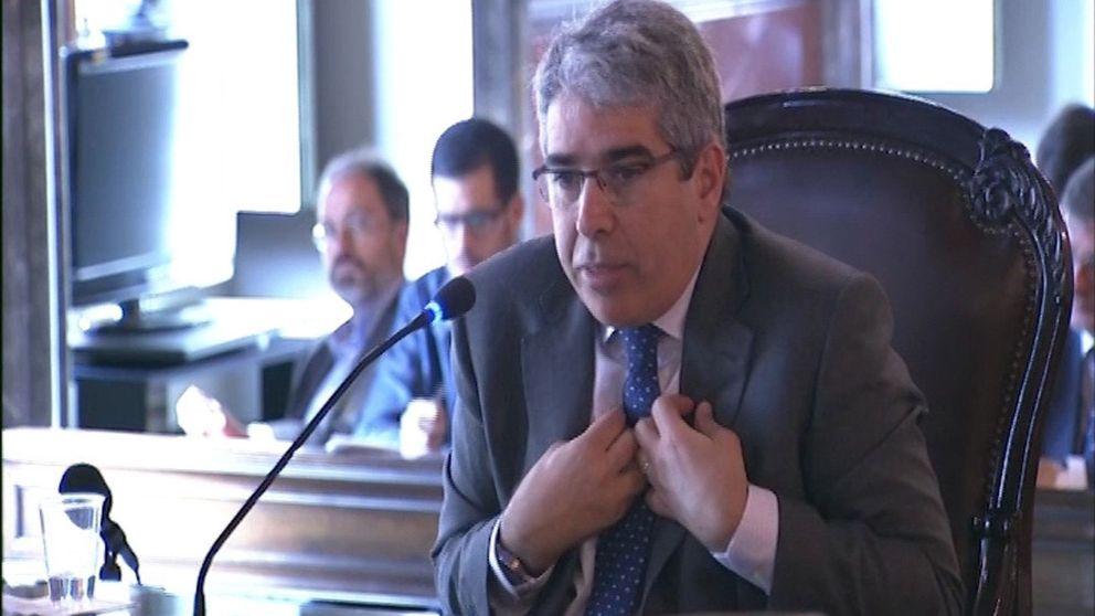 El fiscal eleva a definitiva su petición de nueve años de inhabilitación para Homs