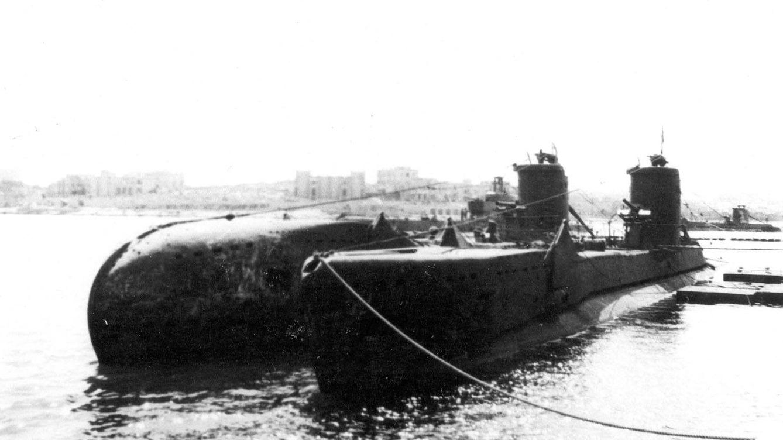 Hallado en Malta un submarino británico hundido durante la II Guerra Mundial