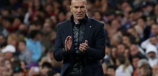 Post de La proposición de la Federación Francesa que Zidane se está pensando