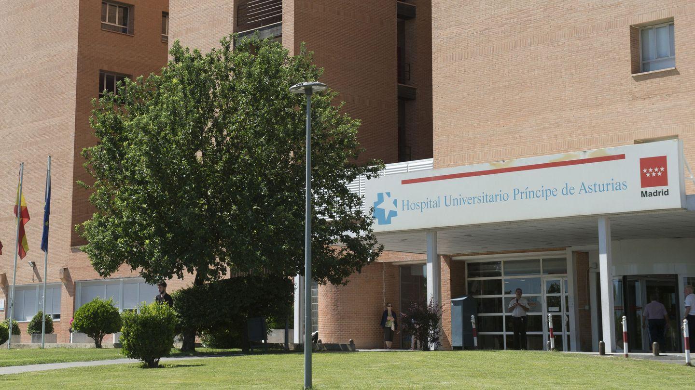 Hospital de Alcalá de Henares. (EFE)