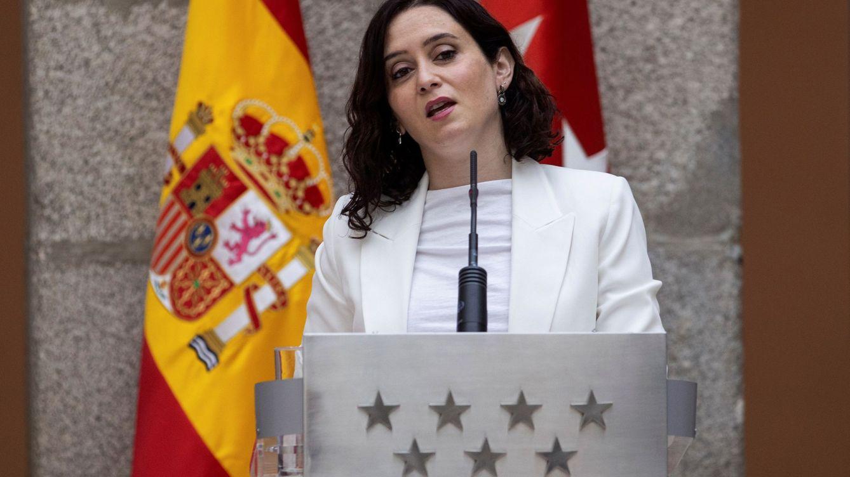 Ayuso condecorará a Cristina Cifuentes y Ángel Garrido en vísperas del 4-M