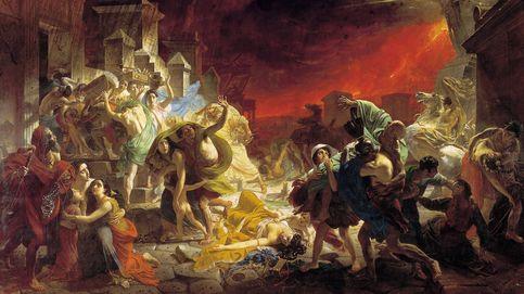 El verdadero drama desconocido de la destrucción de Pompeya