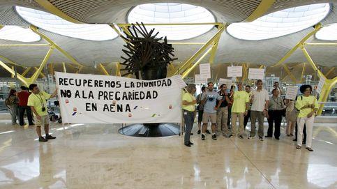 Aena va bien salvo para los trabajadores: los costes de personal caen un 35% tras la crisis