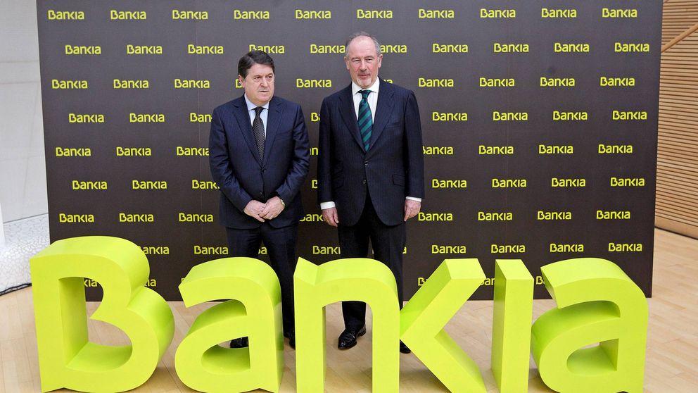 Rato, Olivas, Norniella y Verdú tienen una pensión de 1,39 millones en Bankia