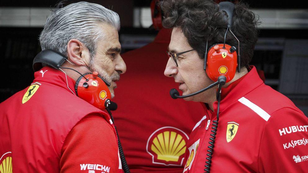 Guerra interna en Ferrari: por qué está cerca de explotar por los aires