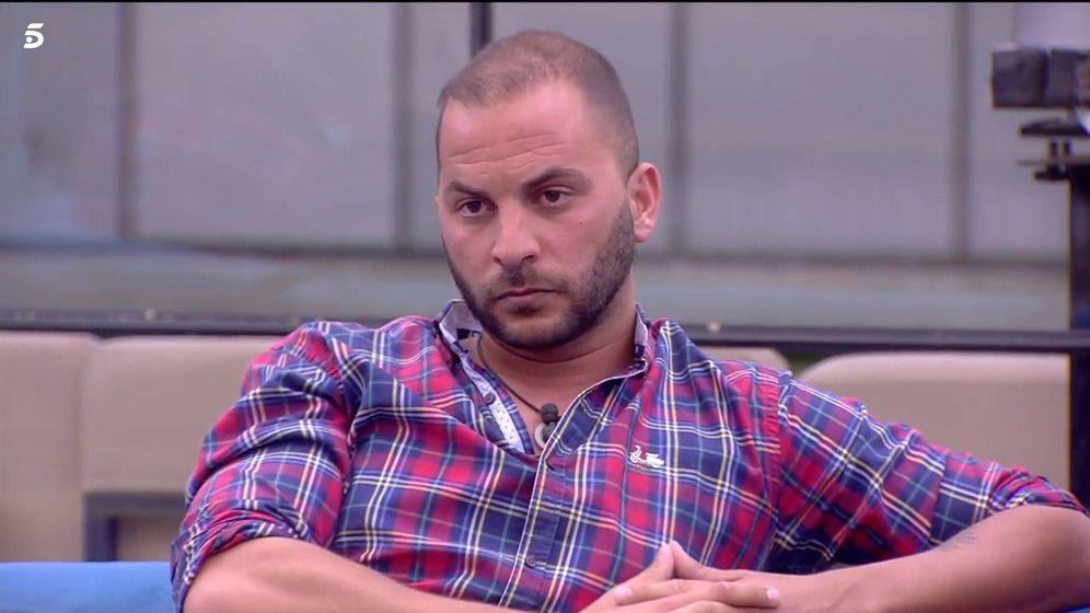 Foto: Antonio Tejado, expulsado de 'GH Dúo'. (Telecinco)