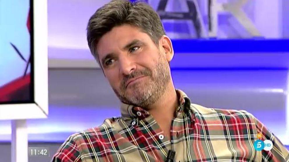 Toño Sanchís le ha cogido el gusto a los platós y vuelve a 'El programa de AR'