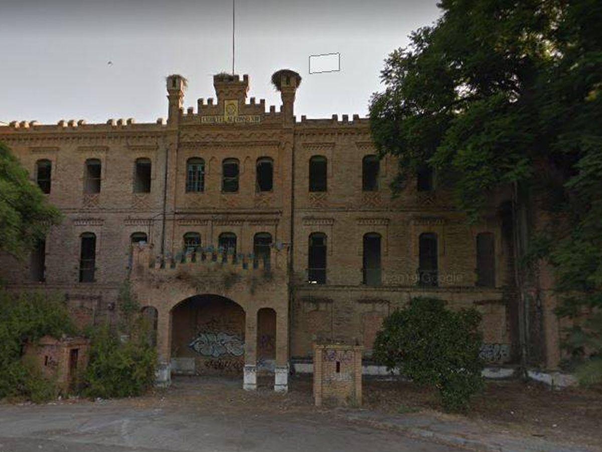 Foto: Cuartel de Sevilla.