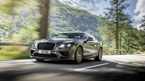 Bentley Continental Supersports, el cuatro plazas más rápido del mundo