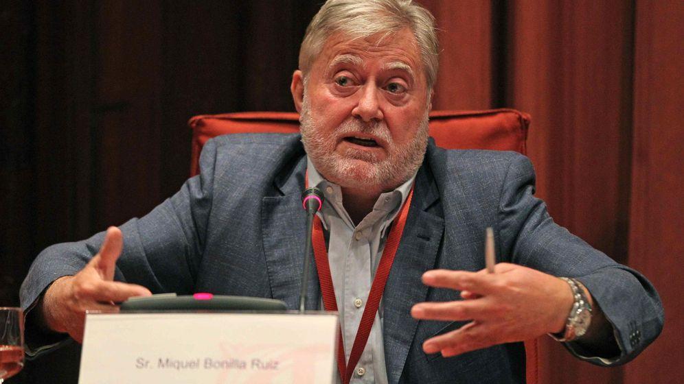 Foto: El exdirector del Institut Català del Sòl Miquel Bonilla. (EFE)