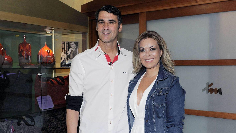 Jesús Janeiro y María José Campanario, su esposa. (CP)