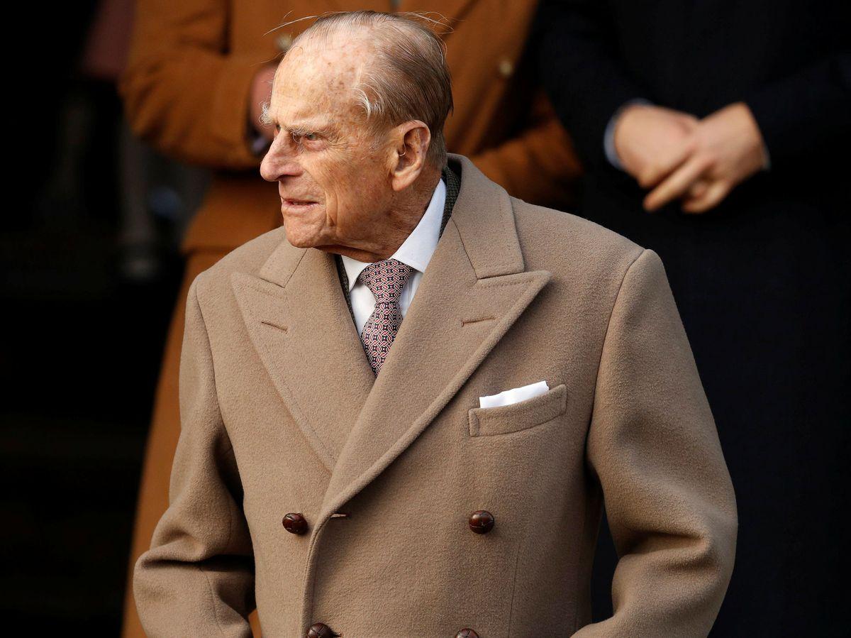 Foto: El duque de Edimburgo, en una imagen de 2016. (Reuters)
