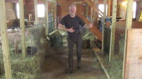 El inocente baile del granjero que se ha convertido en viral
