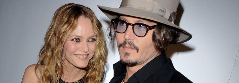 Foto: Johnny Depp habla por primera vez sobre su ruptura con Vanessa Paradis