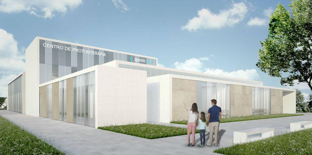 Foto: Así será el novedoso centro de terapia de protones de QuirónSalud.